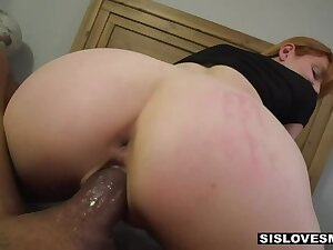 SISLOVESME Slutty Babe Lacy Lennon Plays Truth Or Dare With Stepbro